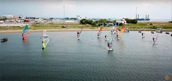 """Έρχεται το """"5th Hellenic WindsurfCup"""" στην Αλεξανδρούπολη"""