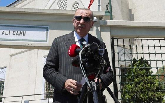 Αποφάσισε ο Ερντογάν την πρώτη μουσουλμανική προσευχή στις 24 Ιουλίου 2020
