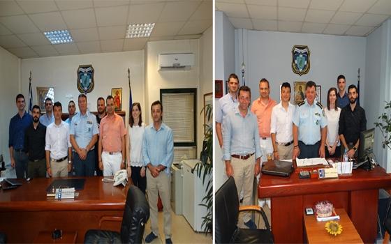 Συγκροτήθηκε το νέο προεδρείο της Ένωσης Αξιωματικών Αστυνομίας Ανατολ. Μακεδονίας & Θράκης