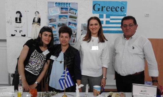 """Συμμετοχή του 11ου Δημοτικού Σχολείου στο πρόγραμμα Erasmus+ και τα """"Ευρωπαϊκά Λαϊκά Παραμύθια"""""""