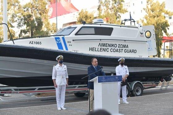 Σαμοθράκη: Αποκτά νέο περιπολικό σκάφος του Λιμενικού